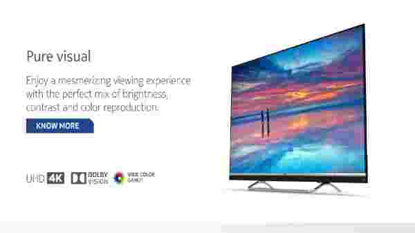 Nokia Smart TV 43-Inch Features
