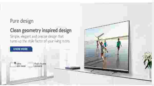 Nokia Smart TV 43-Inch Specifications