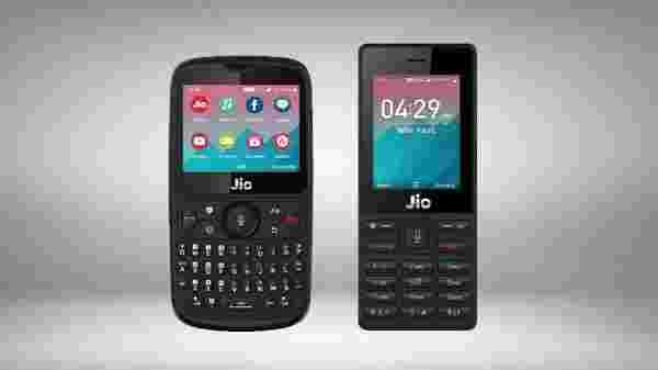 Reliance Jio Launches JioPhone And JioPhone 2