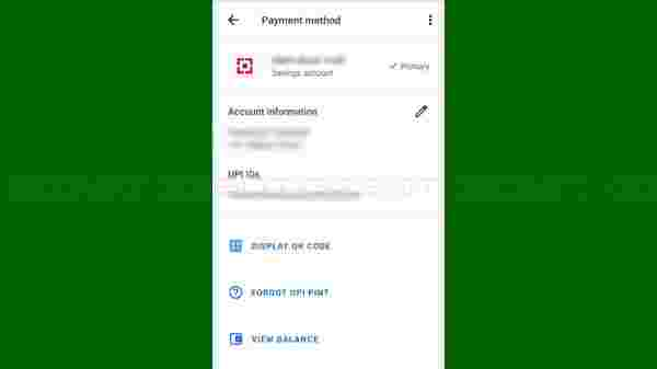How To Change UPI Pin On Google Pay?