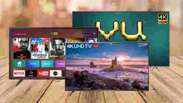 4K Screen smart TVs To Buy In India Under Rs 30,000