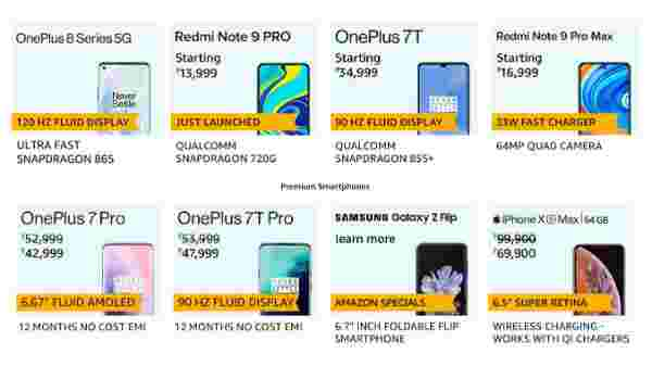 Discounts Offers On Smartphones