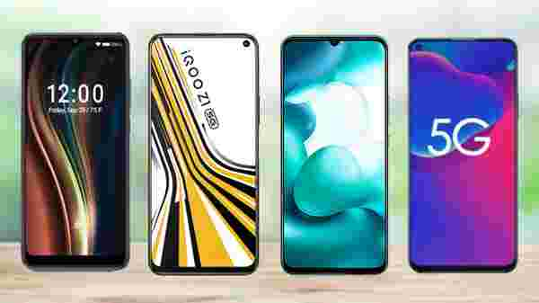 Upcoming Budget Smartphones With 5G Connectivity