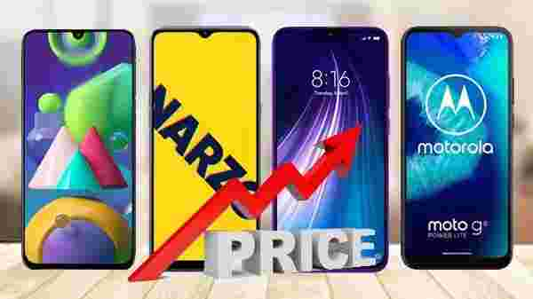 List Of Smartphones Which Received A Price Hike