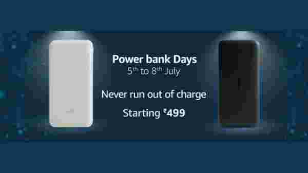 Discount Offers On Power Banks
