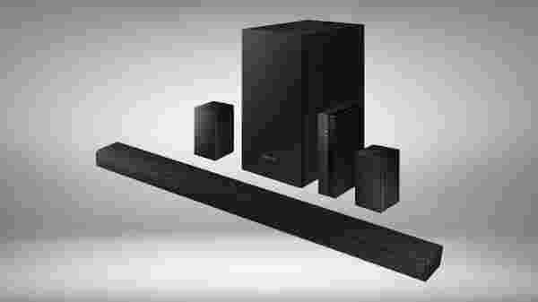 Samsung 2020 Sound Tower, T Series Soundbars