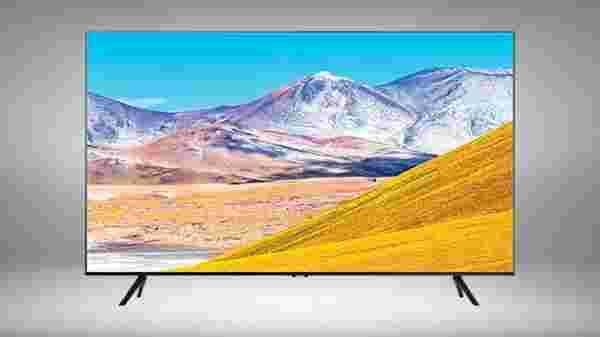 Samsung Crystal 4K UHD TVs