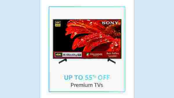 Up To 55% Off On Premium TVs