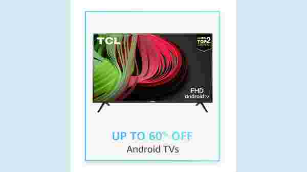Up To 60% Off On Android TVs