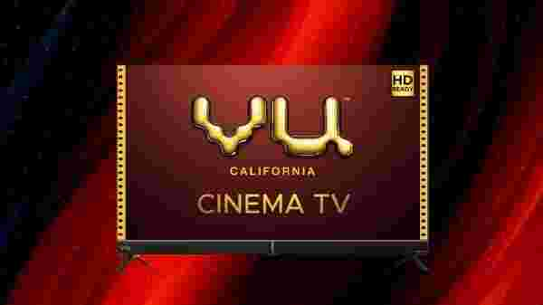 Vu Cinema 80cm (32 inch) HD Ready LED Smart Android TV