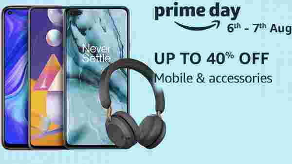 Amazon Prime Day Sale On Smartphones