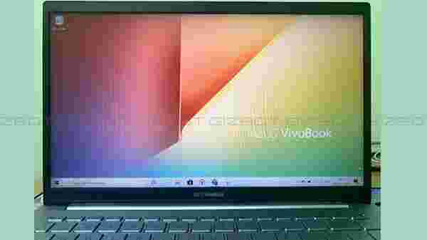ASUS VivoBook S14 S433 Display -- Bezel-Less And Color Accurate