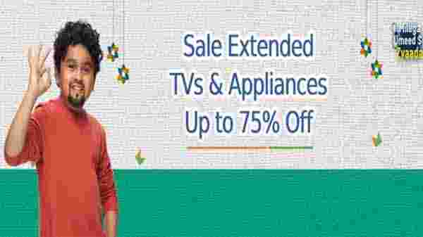 Flipkart Independence Day Discount Offers On Smart TVs
