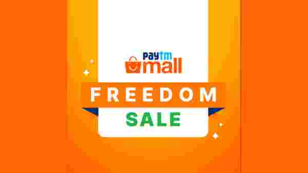 Paytm Mall Freedom Sale 2020 On Smartphones
