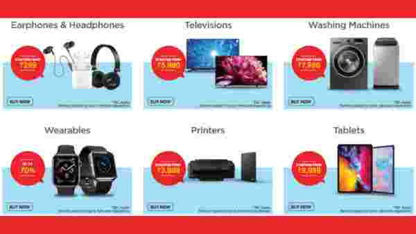 Reliance Digital: Festival Offers On Electronics Gadgets