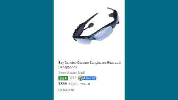 70% Off On Buy Genuine Outdoor Sunglasses Bluetooth Headphones