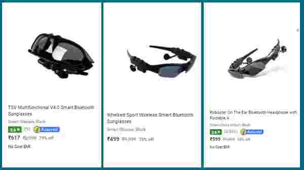 Flipkart Discount Offers On Smart Glasses