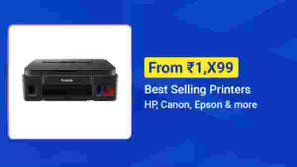 Offers on Best Selling Printers