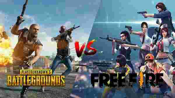 Pubg Vs Free Fire Which One Is Better And Why Gizbot News