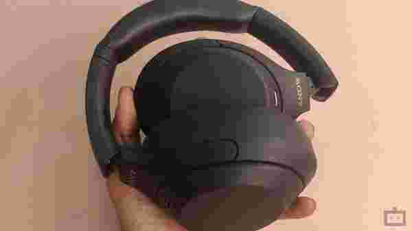 Sony WH-1000XM4: Design And Wearing Comfort