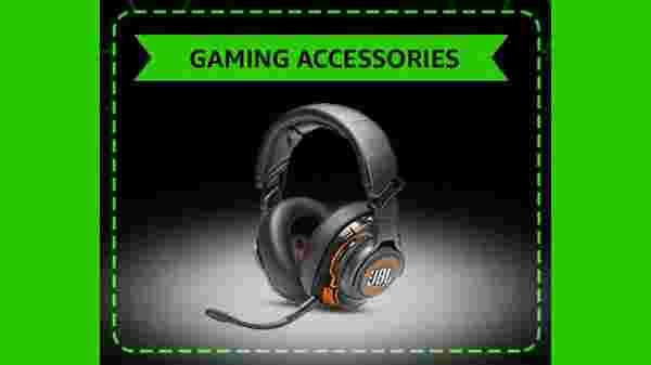 Up to 40% Off On Gaming Accessories