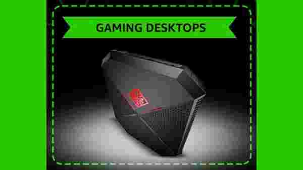 Up To 40% Off On Gaming Desktops
