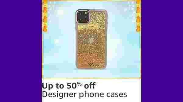 Up to 50% Off On Designer Phone Cases