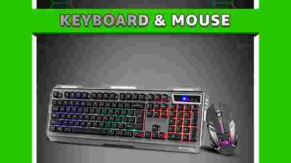 Up to 60% Off On Keyboard & Mouse