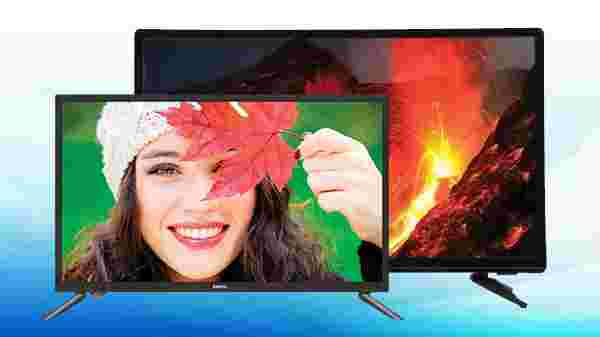 Best Smart TVs And LED TVs Under Rs 10,000