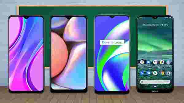 World's Most-Popular Smartphones Shipments List Q1 2020
