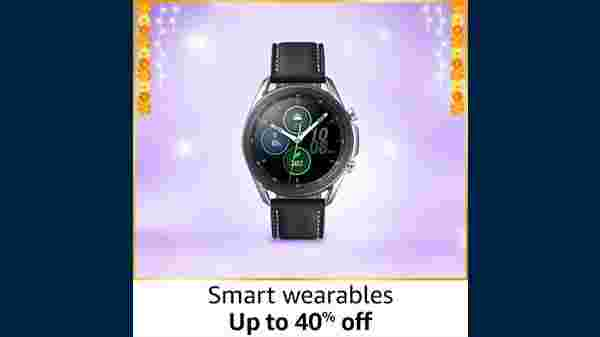 Up To 40% Off On Smart Wearables