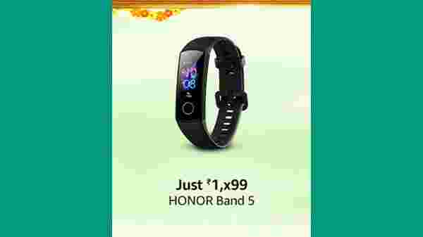 26% Off On HONOR Band 5