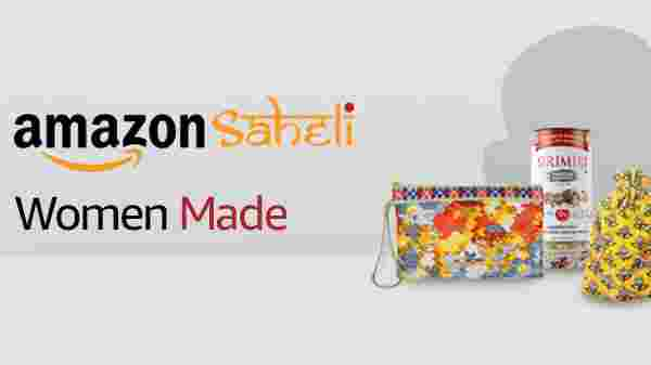 Shop from exciting deals and top offers by women entrepreneurs from Amazon Saheli: