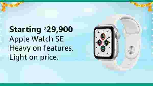 Apple Watch SE Starting From Rs. 29,900