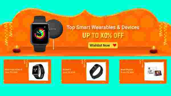 Discount Offers On Top Smart Wearables And Devices