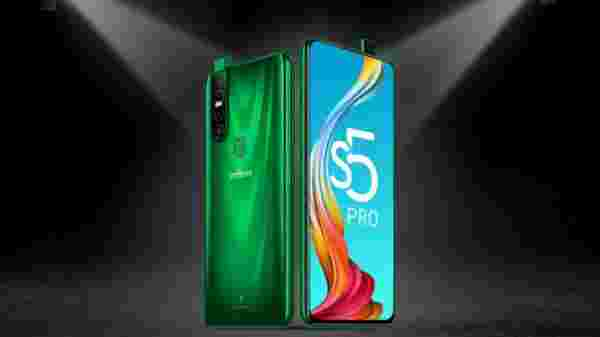 11% Off On Infinix S5 Pro