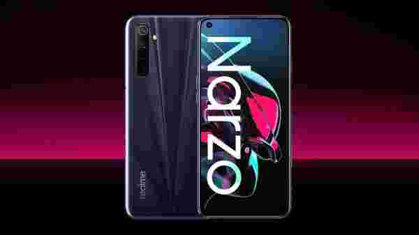 20% Off On Realme Narzo 20A