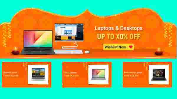 Special Discount Offers On Laptops
