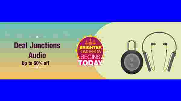 Up To 60% Off On Audio Devices