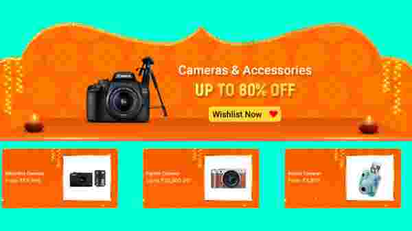Up To 80% Off On Camera Accessories