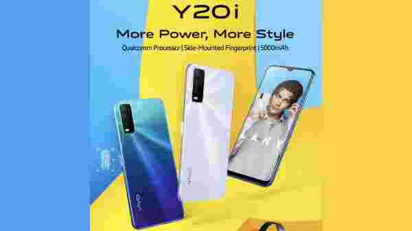 25% Off On Vivo Y20i