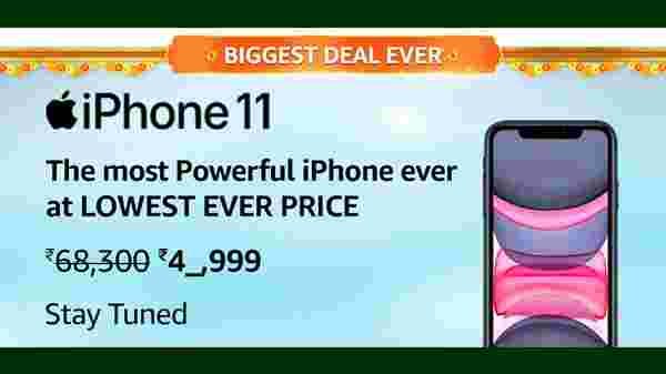 Apple iPhone 11 (Available On Lowest Price)