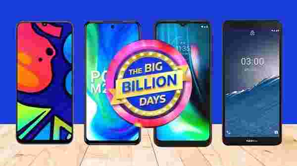 Flipkart Big Billion Days Sale: Discount Offer On Great Deals On Budget Smartphones