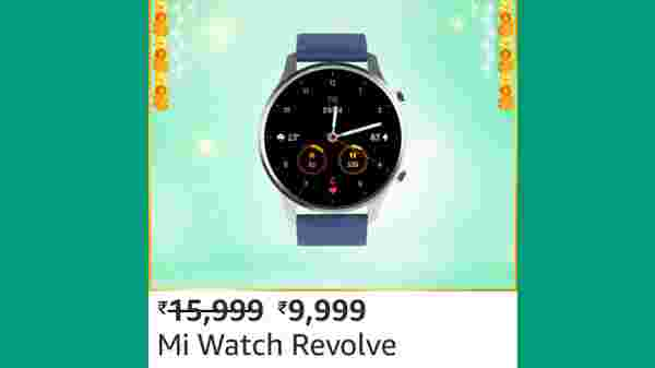 Mi Watch Available On Discount Offer