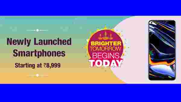 Newly Launched Smartphones Starting From Rs. 8,999