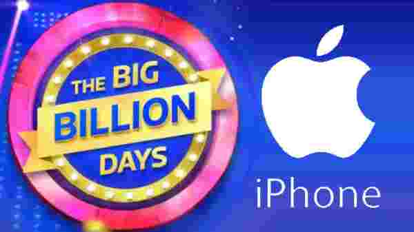 Apple iPhones Flipkart Big Billion Days Sale 2020 And Amazon Great Indian Festival Sale 2020