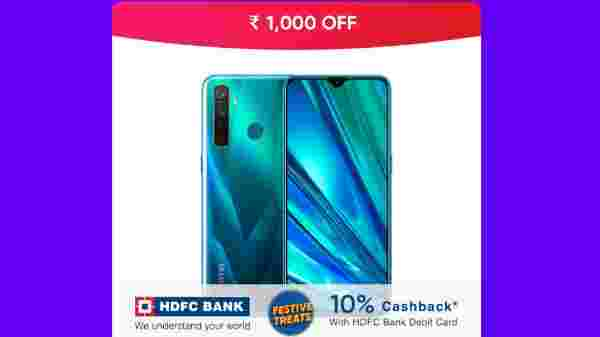 Realme 5 Pro(Rs.1,000 Off)