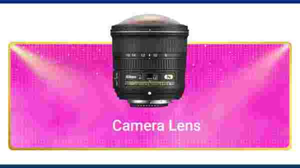 Up to 30% Off On Camera Lens