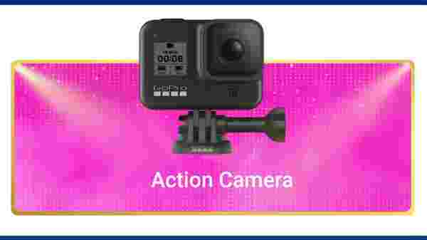Up to 50% Off On Discount On Action Camera