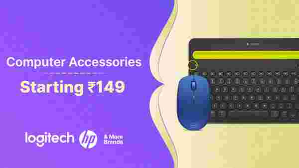 Computer Accessories Starting Rs. 149